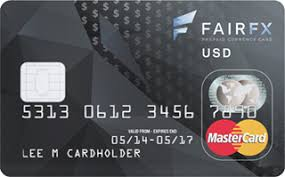 free debit card fairfx review find out how to use this card abroad