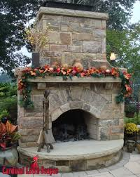 Backyard Fireplaces Ideas Best 25 Outdoor Fireplaces Ideas On Pinterest Backyard