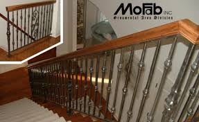Metal Banister Spindles Metal Stair Railing Indoor 11464
