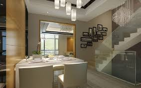 popular dining room pendant lighting dining room staircase and