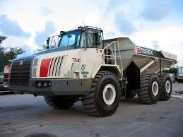 terex articulated dump trucks http www rockanddirt com equipment