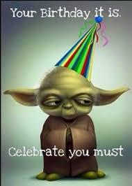 Star Wars Birthday Memes - afbeeldingsresultaat voor happy birthday middle age star wars