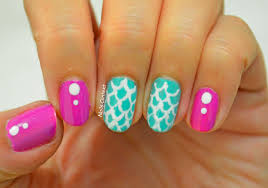 nails context fish scale