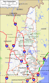 map usa new hshire map of new hshire cities new hshire road map new hshire