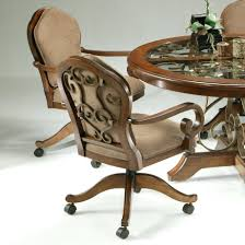 chromcraft dining room furniture dining chairs upholstered modern dining chairs with casters