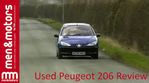2nd hand peugeot used peugeot 206 2001 review youtube