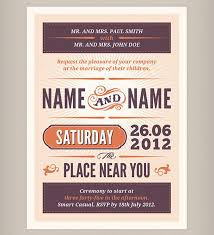 R S V P Means Invitation Cards 50 Stylish Wedding Invitation Templates