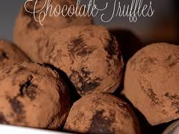 chocolate truffles right for your blood type d u0027adamo