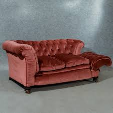 Antique Chesterfield Sofa For Sale by Antique Chesterfield Settee Couch Victorian Period Drop End Sofa
