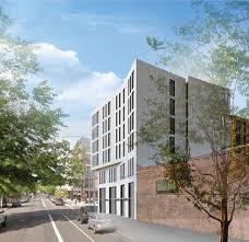 U Shaped Building north 18 receives design advice images next portland