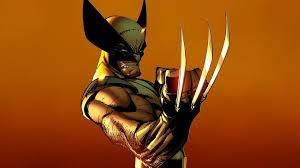 wolverine superhero logo wallpaper