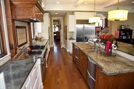 corridor kitchen design of fine galley kitchen remodeling ideas