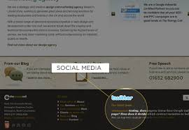 Footer Design Ideas How To Create An Effective Complex Footer Content Design And Examples