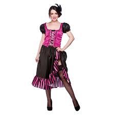 saloon womens halloween costume ladies burlesque western can can cowboy saloon fancy