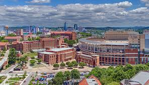 University Of Tennessee Campus Map by Campus Tours U0026 Events Undergraduate Admissions