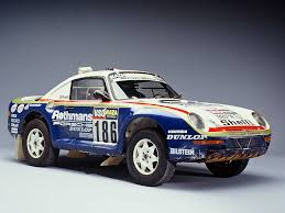 porsche 959 raid i know that in hindsight it made sense but