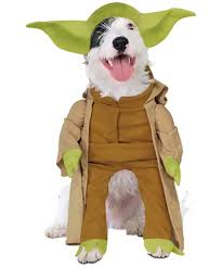 star wars yoda pet movie costume star wars costumes
