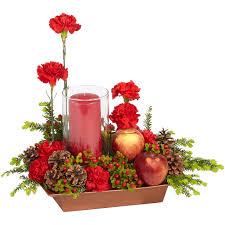 holiday floral arrangements oasis floral ideas
