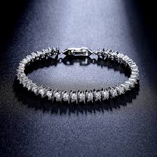 wedding bracelet gift images Cz diamond tennis bracelet wedding bracelet bridesmaid gift jpg