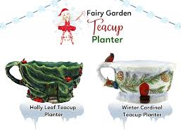 fall in love with a fairy teacup garden the gift that keeps on
