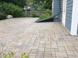 laying a paver patio how to install interlocking pavers for your patio masonworkz