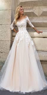 sleeve wedding dress wedding dresses sleeve kylaza nardi