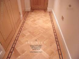 no 122 the infinity hardwood floor border u k installation