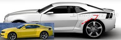 2011 camaro graphics quarter panel stripes stripe decals graphics fit 2010 camaro 065