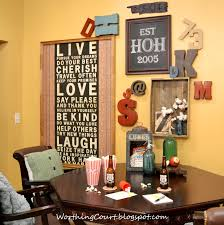 Chalkboard Home Decor by How To Chalkboard Art Made The Easy Way Worthing Court