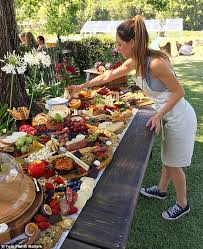 wedding platters sumptuous platters that are metres are wedding food