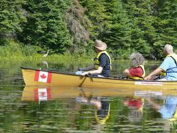 Algonquin Park Interior Camping Esl Travel Adventure Algonquin Park Canoe Camping Trips U0026 Guided