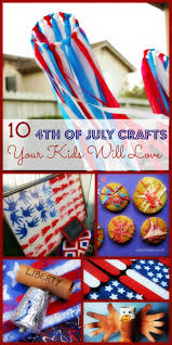 10 kid friendly 4th of july diy crafts