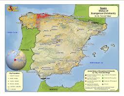 Toledo Spain Map by Spain Worldmap Org