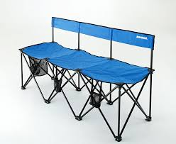 Portable Sports Bench 7 Best Soccer Sport Benches Images On Pinterest