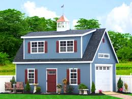Prefab Garage With Apartment by Garage Shed Designs Apartments Beauteous Prefab Two Story Shed