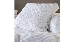 linen house drift cushion domayne