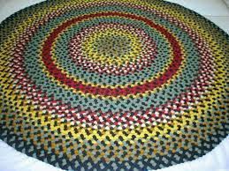 braided rug handmade braided rugs by marge cape cod trio an 8