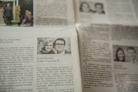 new york times wedding announcement how to submit a wedding announcement to the new york times top