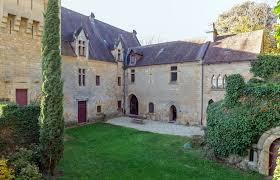 outstanding listed 13th century château steeped in history