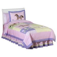 Pony Comforter Full Size Unicorn Bedding Wayfair