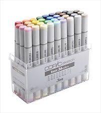 copic marker set ebay