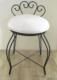 Vintage Vanity Chair Vanity Chair Or Stool Home Design Health Support Us