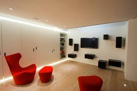 room media room installation home design new fantastical and