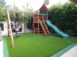 marvellous swing set for small backyard pictures decoration ideas