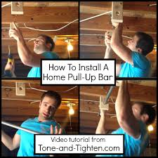 Home Bar by Install Your Own At Home Pull Up Bar One Of My Favorites In My