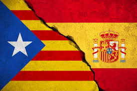 The Flag In Spanish The Catalonian Crisis Impact On Spain U0027s Air Transport Tourism