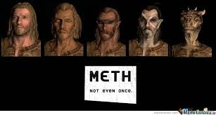 Not Even Once Meme - image 552402 meth not even once know your meme