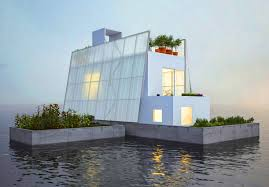 floating house inhabitat green design innovation