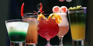 halloween cocktails huffpost