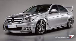 mercedes c class coupe tuning wald mercedes c class sports line gt car tuning